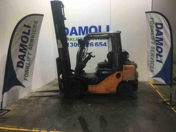 Forklift sale