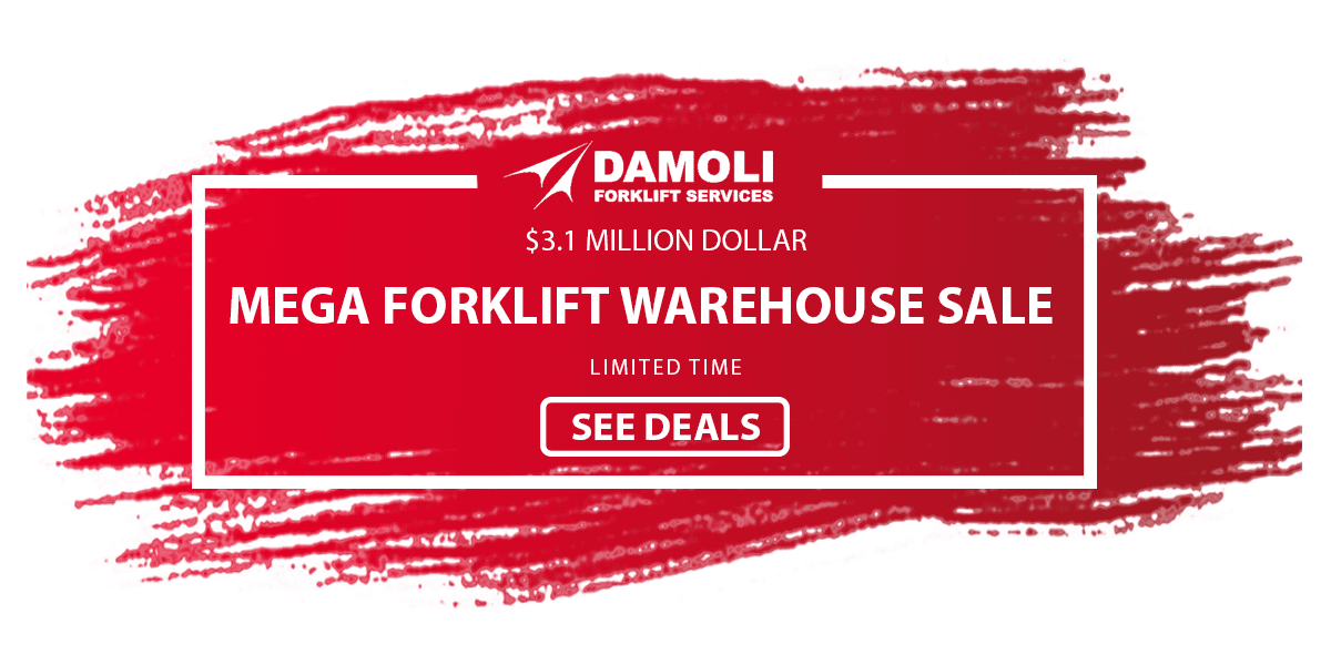 Daewoo Forklifts for Sale | Daewoo Forklift Dealer Melbourne
